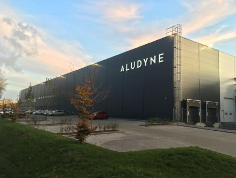 Aludyne production plant will employ 350 people in Ostrava making components for motor vehicles