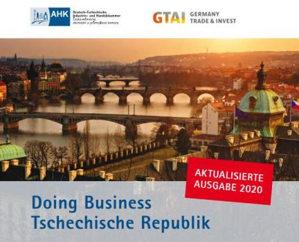 The Moravian-Silesian Region in the Doing Business brochure